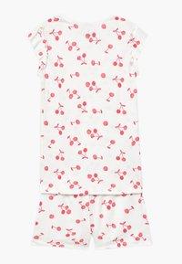 Sanetta - SHORT ALLOVER - Pijama - broken white - 1