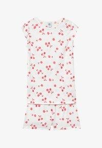 Sanetta - SHORT ALLOVER - Pijama - broken white - 3