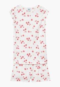 Sanetta - SHORT ALLOVER - Pijama - broken white - 0