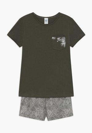 Pyjama - deep khaki