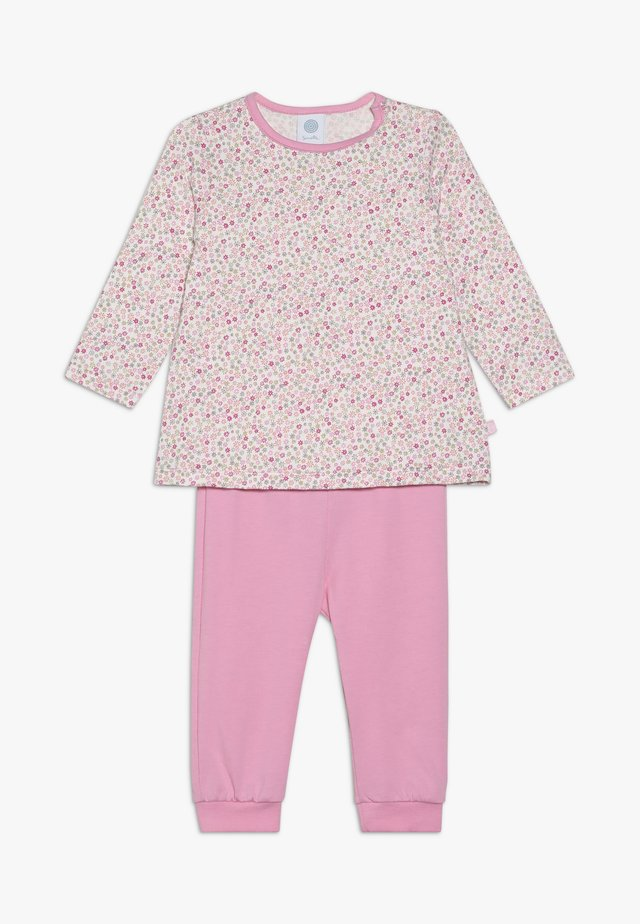 LONG ALLOVER BABY SET - Pyjamas - lolly