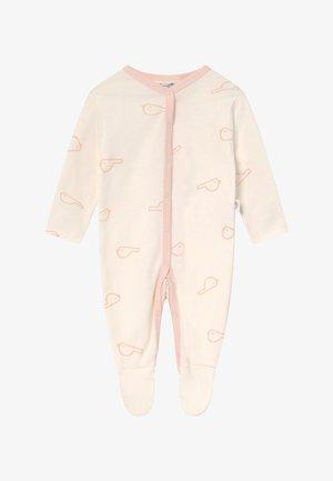OVERALL BABY  - Pyjamas - white whisper
