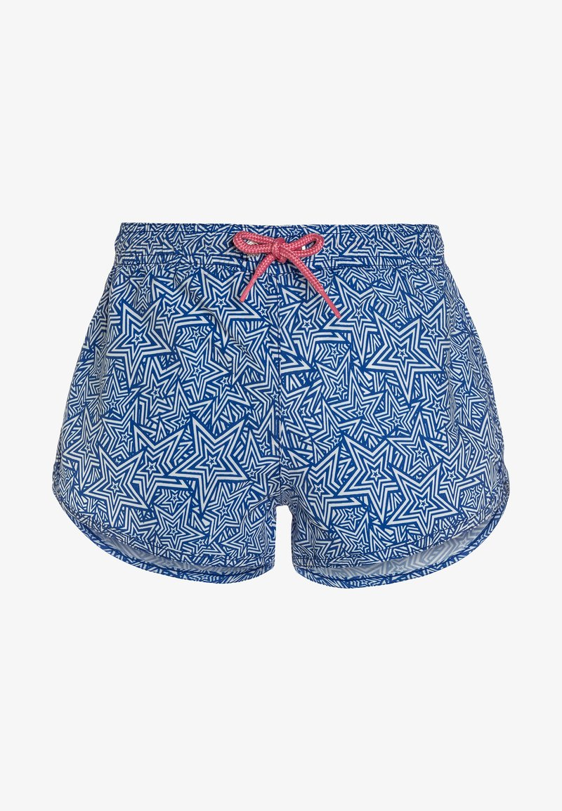 Sanetta - SWIM TRUNKS - Swimming shorts - azur