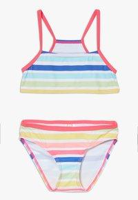 Sanetta - SET - Bikini - light neon - 0