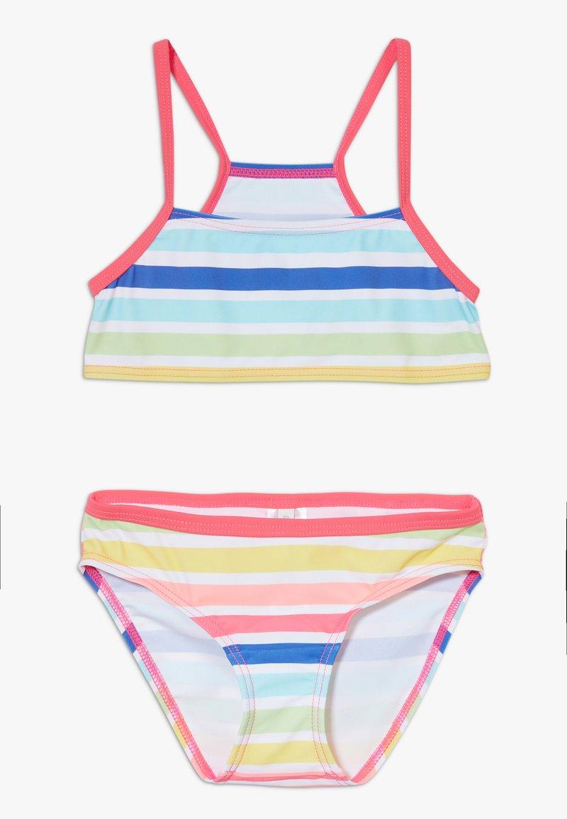 Sanetta - SET - Bikini - light neon