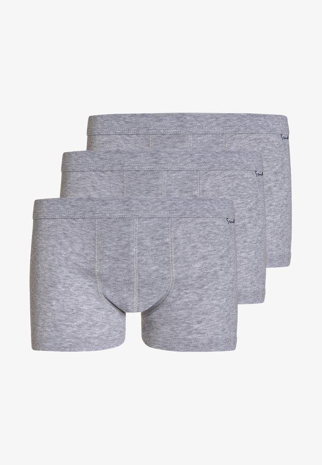 3 PACK - Underkläder - hellgrau melange