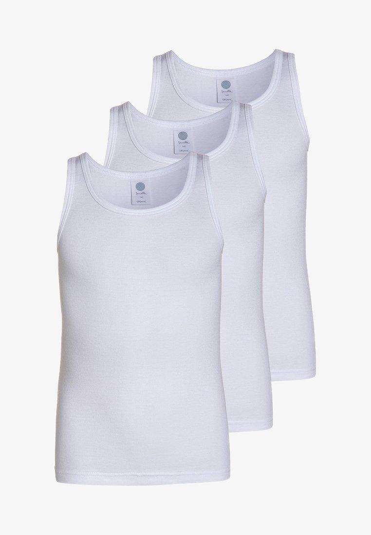Sanetta - 3 PACK - Undershirt - white