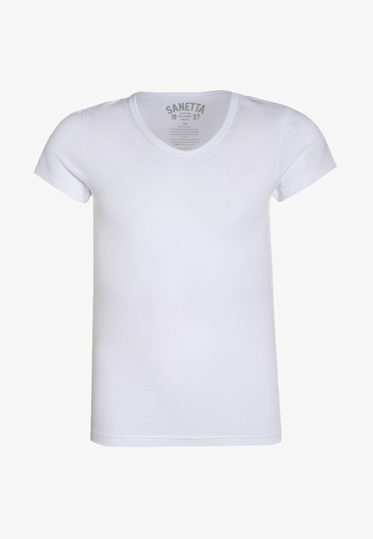 Sanetta - Unterhemd/-shirt - white