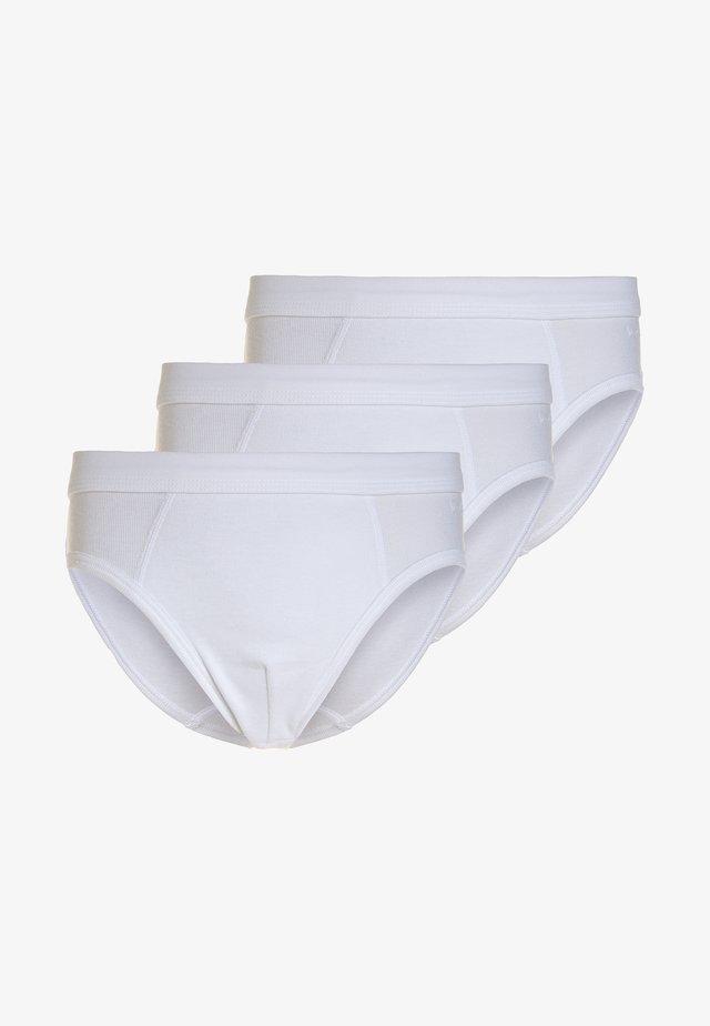 3 PACK - Figi - white