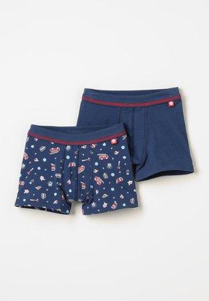 2 PACK - Pants - cosmos