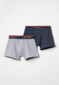 Sanetta - HIPSHORT 2 PACK - Panties - shark - 0
