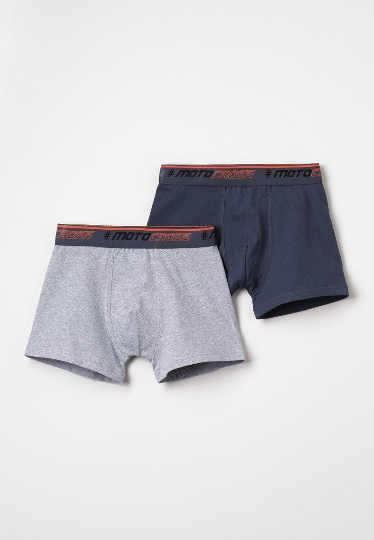 Sanetta - HIPSHORT 2 PACK - Panties - shark
