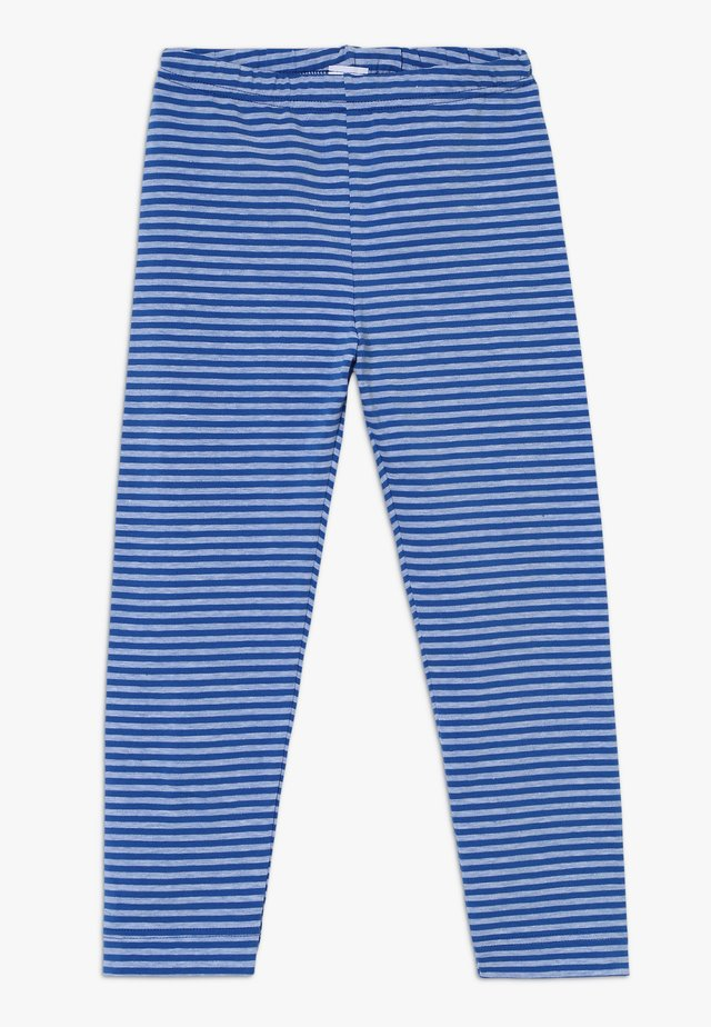 PANTS LONG STRIPES - Unterhose lang - river blue
