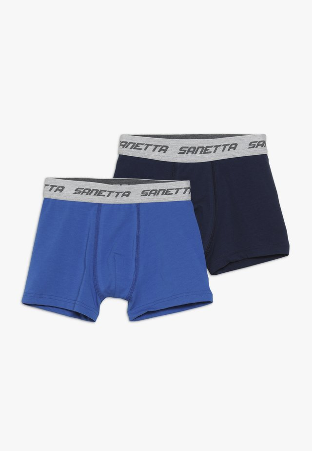 HIPSHORT 2 PACK - Underkläder - nordic blue
