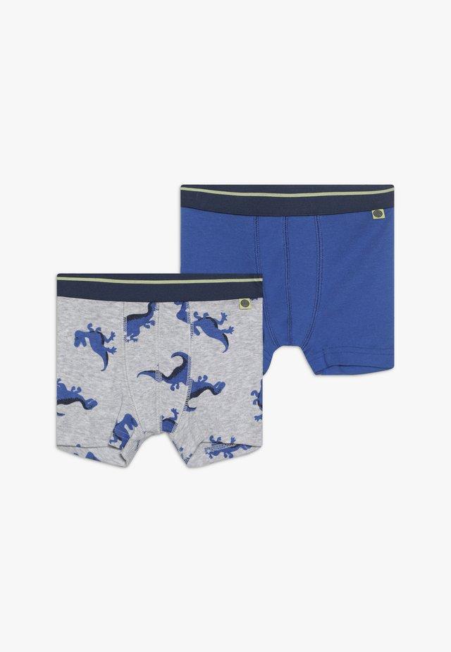 2 PACK - Underkläder - hellgrau melange