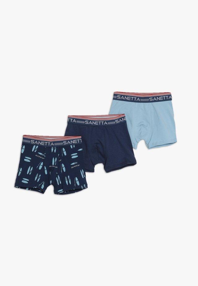 HIPSHORT 3 PACK - Pants - cosmos