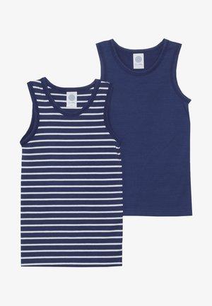 2 PACK  - Undershirt - true blue