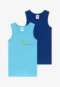 Sanetta - 2 PACK - Tílko - turquoise blue - 3