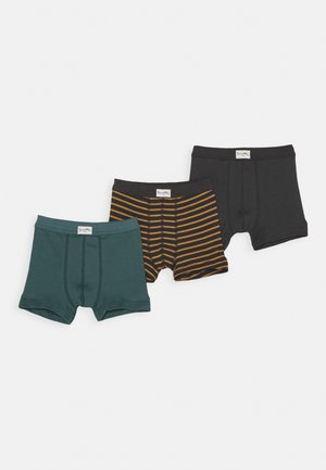 PURE KIDS SHORT 3 PACK - Boxerky - cinnamon