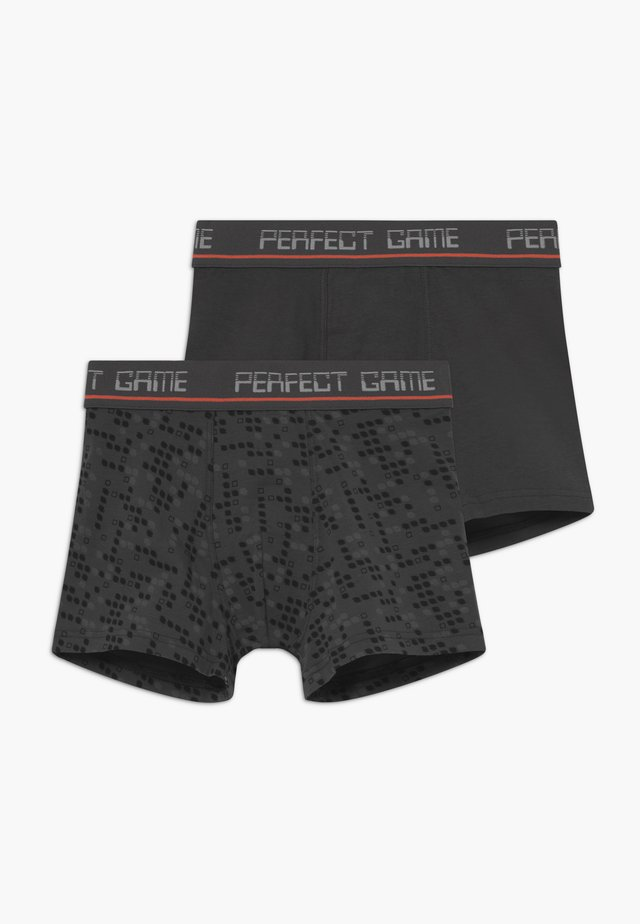 HIPSHORT 2 PACK - Underkläder - schiefer