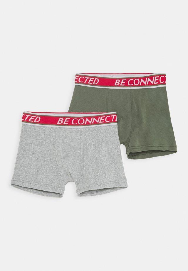 TEENS 2 PACK - Underkläder - elite grey melange