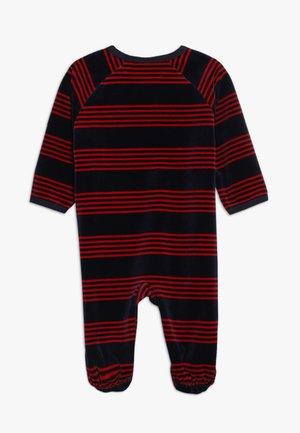 OVERALL BABY - Pyjamas - karmin