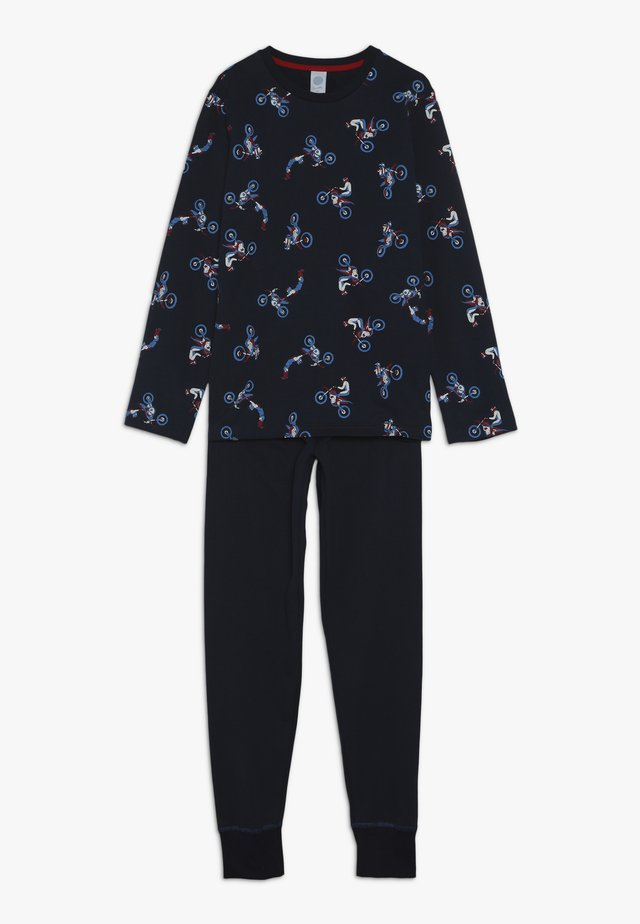 LONG - Pyjama set - nordic blue