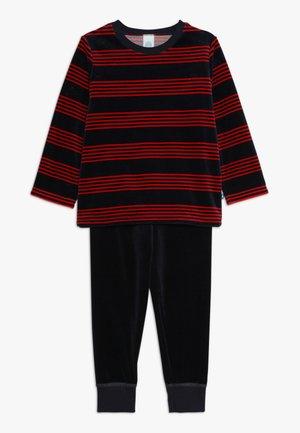 PYJAMA LONG - Pyjama set - karmin