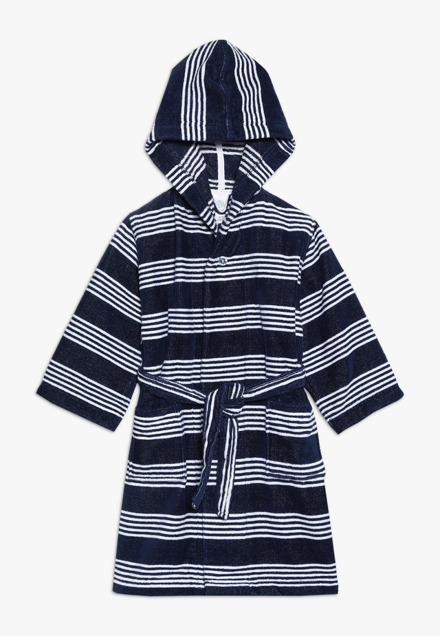 BATHROBE - Morgonrock - nordic blue