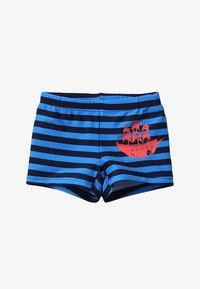 Sanetta - SWIM TRUNKS BABY - Badeshorts - blue marine - 3