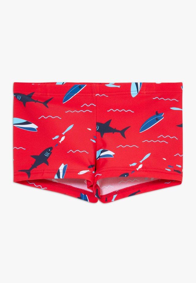 Swimming shorts - karmin