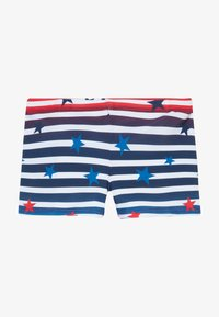 Sanetta - SWIM TRUNKS - Surfshorts - karmin - 2