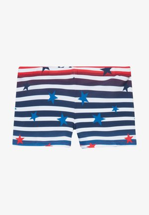 SWIM TRUNKS - Uimashortsit - karmin