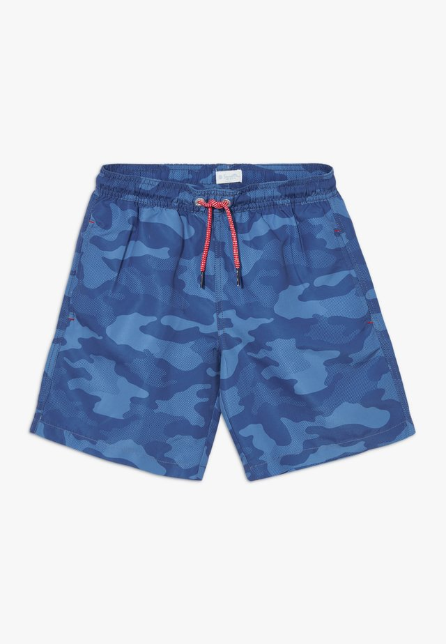 SWIM TRUNKS  - Uimashortsit - ink blue