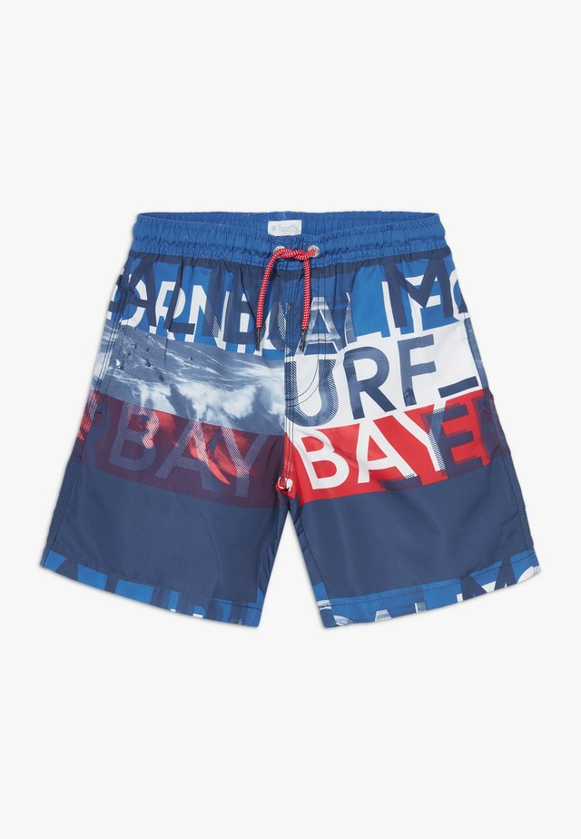 SWIM TRUNKS - Swimming shorts - insigniablue