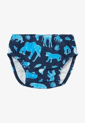 SWIM DIAPER BABY - Plavky slipy - blue