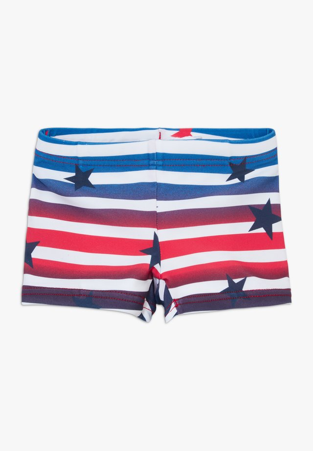 SWIM TRUNKS BABY - Swimming trunks - karmin