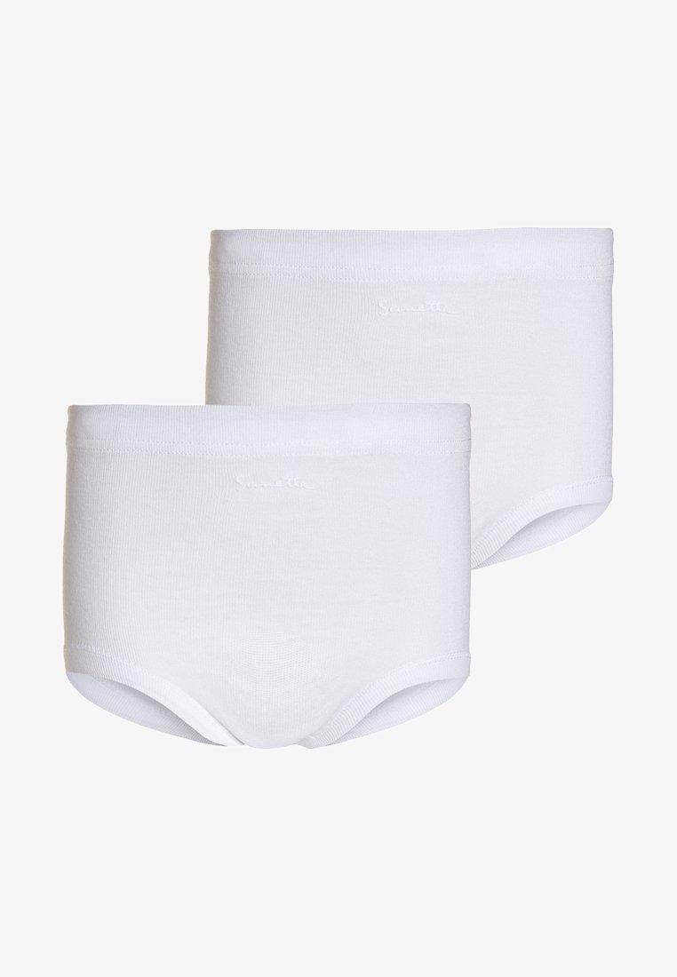 Sanetta - 2 PACK - Slip - white