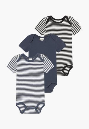 BABY 3 PACK - Body - bleu