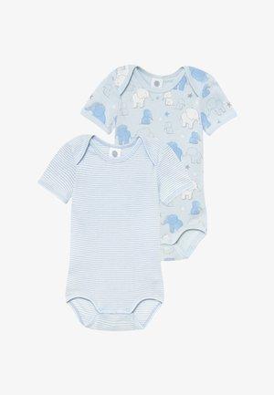 BABY 2 PACK - Body - powder blue