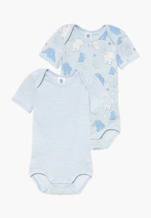 BABY 2 PACK - Body - powder blue