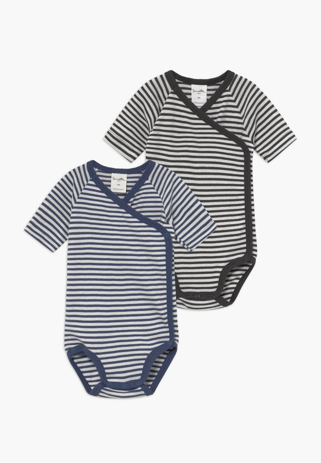 BABY 2 PACK - Body - bleu