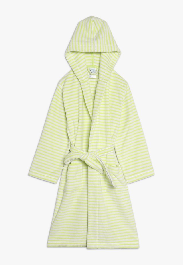 BATHROBE - Dressing gown - new lime