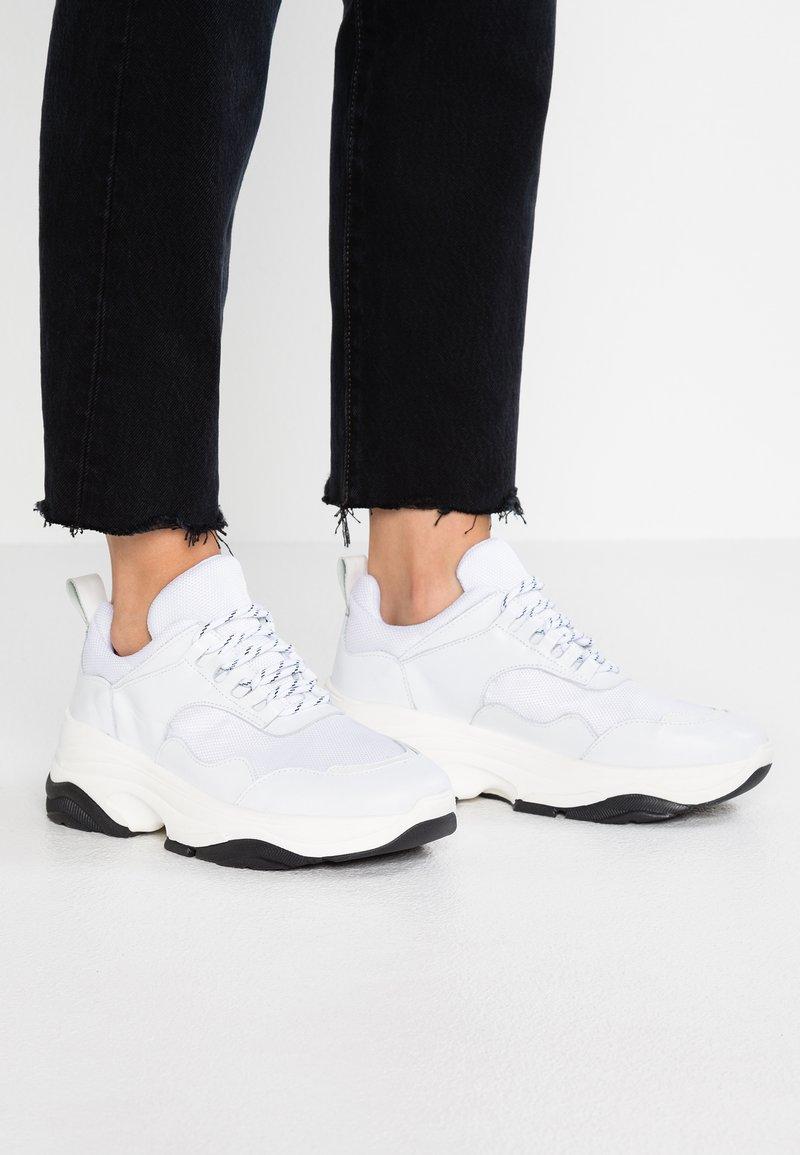 Samsøe & Samsøe - KIM - Sneaker low - white