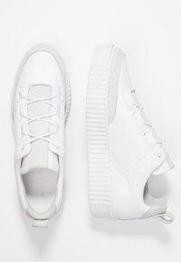 Samsøe Samsøe - VALIA - Sneakers basse - white - 3