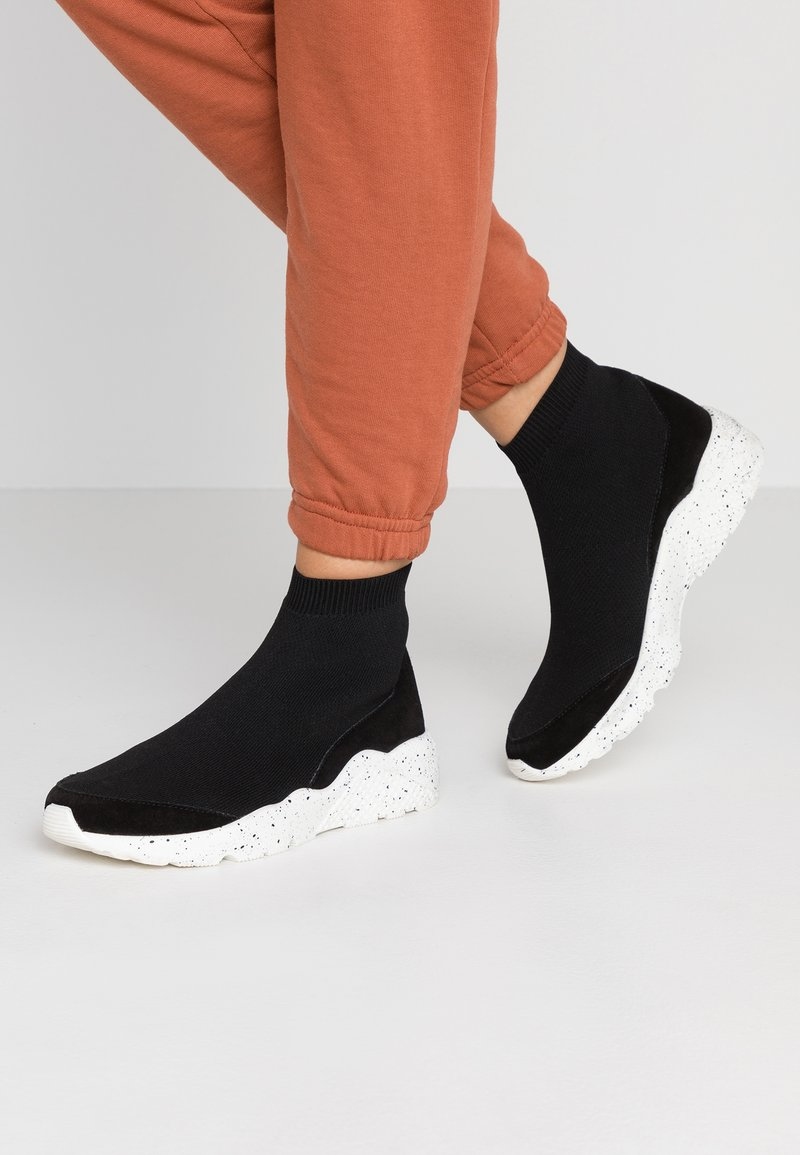Samsøe & Samsøe - FELICIA - Sneaker high - black