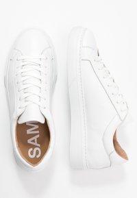 Samsøe Samsøe - OLJA  - Sneakers laag - white - 1