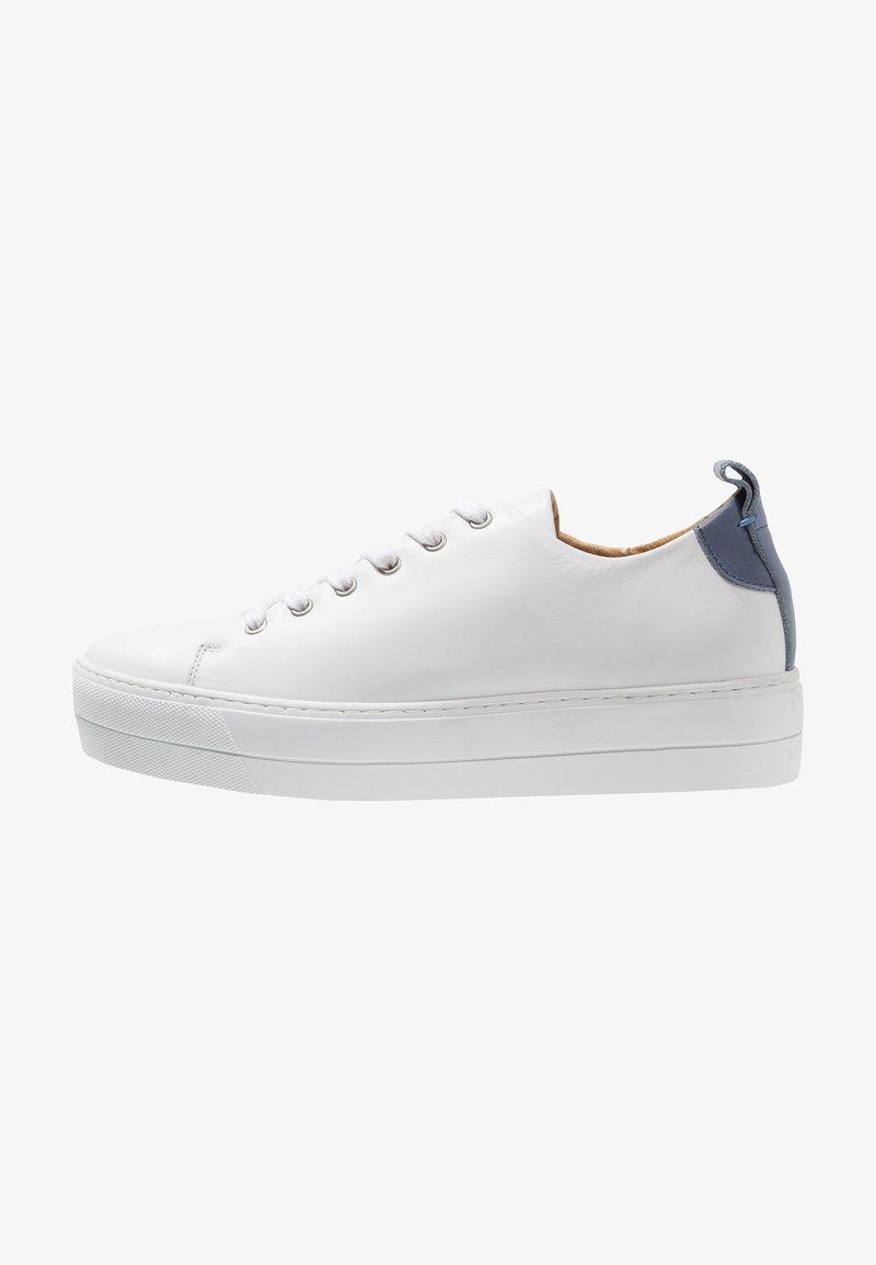 Samsøe & Samsøe - BURMA 9638 - Trainers - white/blue