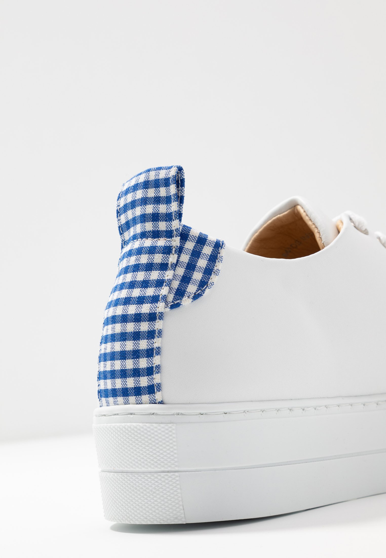 Samsøe Samsøe BURMA 9638 - Sneaker low - white/blu - Black Friday