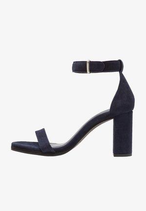 VANESSA - Sandals - dark sapphire